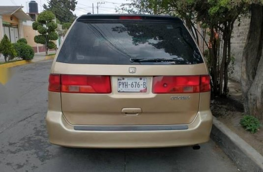 Honda Odyssey 2000 usado en Tláhuac
