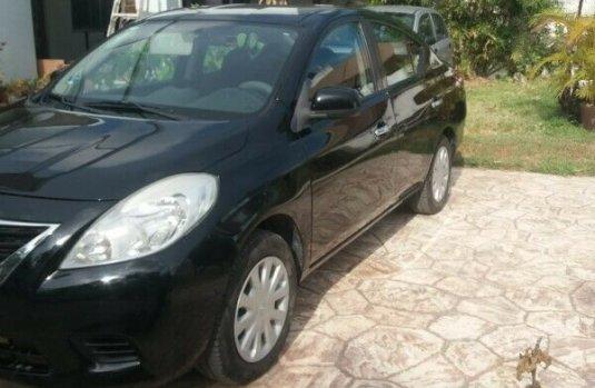 Nissan Versa 2014 barato en Benito Juárez