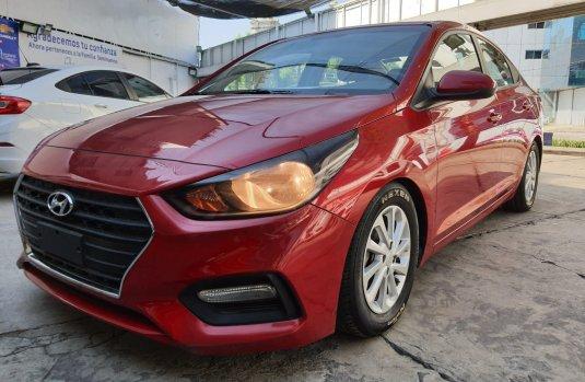 Venta coche Hyundai Accent 2020 , Ciudad de México