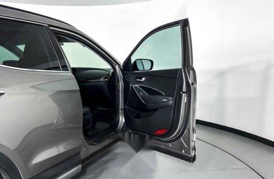 43954 - Hyundai Santa Fe 2018 Con Garantía