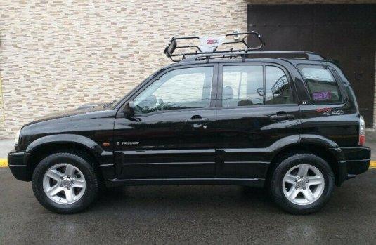 Chevrolet Tracker 2006 Equipada Eléctrica Rines Aire/Ac Enllantada Canastilla 4Cilindros