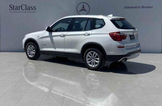 BMW X3 2017 5p sDrive 20i L4/2.0/T Aut