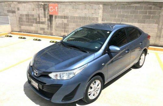 Toyota Yaris Core Cvt 2018 Factura Original Agencia Un Dueño