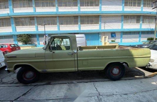 Se pone en venta Ford F-100 1970