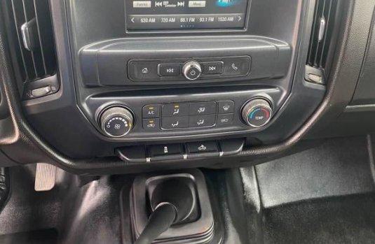 Chevrolet Silverado 2018 barato en Veracruz