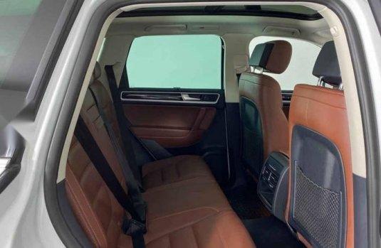 47335 - Volkswagen Touareg 2017 Con Garantía