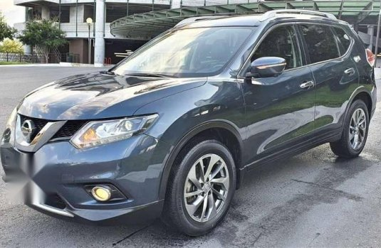 NISSAN X-TRAIL 2016 Exclusive 2 Row