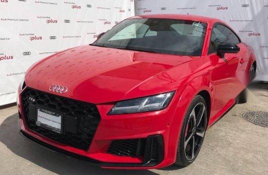 Audi TT 2020 2.0 Coupe TTS Quattro S Tronic At