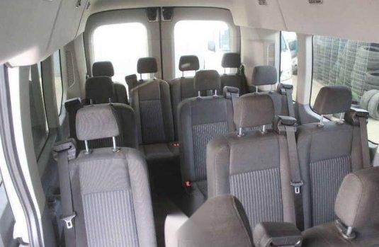 Ford Transit 2017 4p 410L Bus V6/3.7 Aut 15/Pas