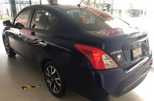 Nissan Versa 2019 1.6 Advance Mt