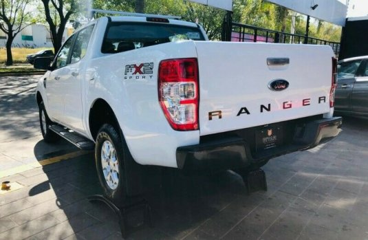 FORD RANGER XL 2015 BLANCO OXFORD