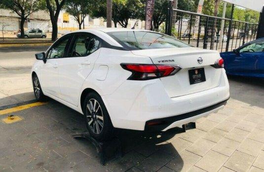 Venta de Nissan Versa Advance 2020 usado Manual a un precio de 249900 en Guadalajara