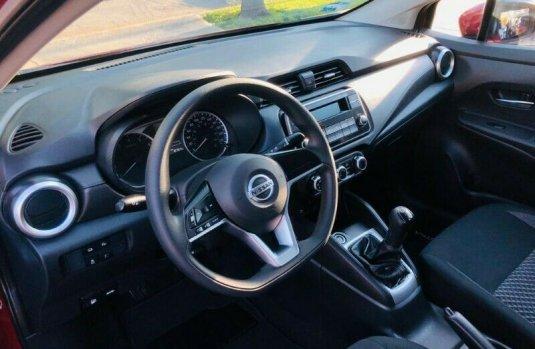 Nissan Versa Sense 2020 impecable en Guadalajara