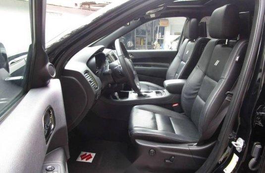 Dodge Durango 5p R/T V8 TA,a/ac.,Qc,piel,GPS,RA20