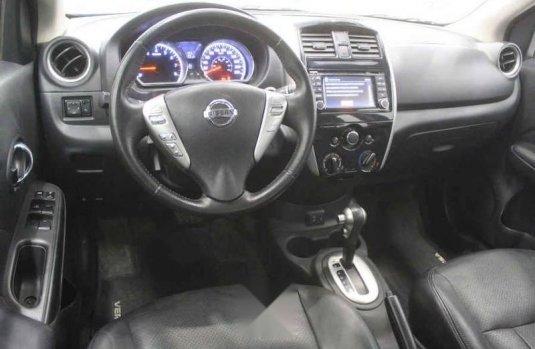 Nissan Versa 2018 4p Exclusive L4/1.6 Aut