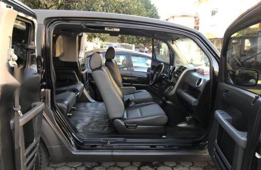 Auto Honda Element 2003 de único dueño en buen estado