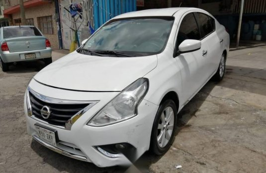 Nissan Versa Advance 2017 barato en Gustavo A. Madero