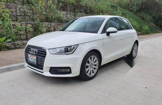 Auto Audi A1 2018 de único dueño en buen estado