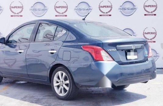 Nissan Versa Advance 2016 impecable en Tlalpan