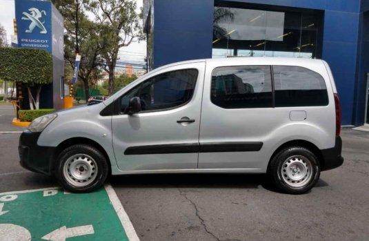 Peugeot Partner 2017 usado en Coyoacán