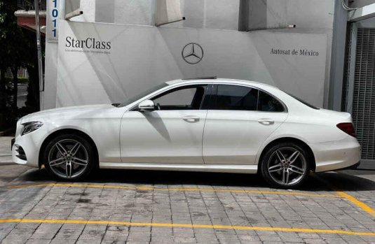 Pongo a la venta cuanto antes posible un Mercedes-Benz Clase E en excelente condicción