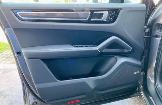 Porsche Cayenne Tiptronic 2019 usado en Zapopan