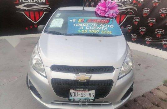 Chevrolet Spark LS 2017 usado en Tlalpan
