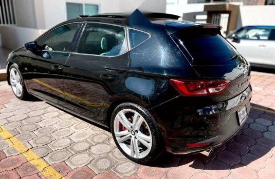 SEAT Leon Cupra 2.0T Aniv Black & White Cupra