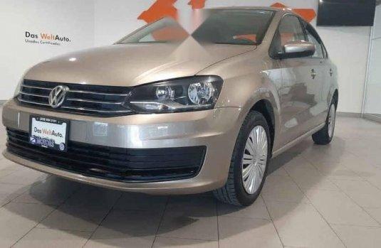 Volkswagen Vento 2020 4p Starline L4/1.6 Man