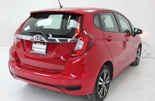 Honda Fit 2019 4 Cilindros