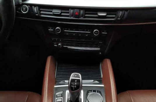 BMW X6 XDrive 35iA modelo 2019