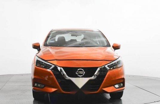 Nissan Versa 2021 1.6 Exclusive Navi At
