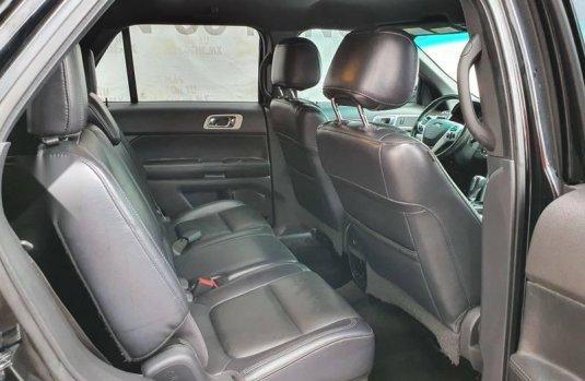 Ford Explorer 2012 en buena condicción