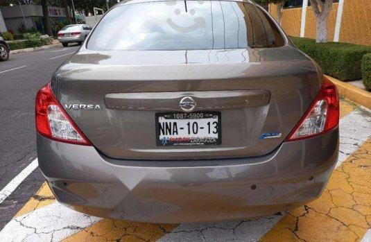 Nissan Versa 2014 Std Eqp Fact Agencia Unico Dueño