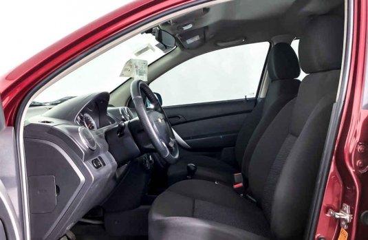 Se pone en venta Chevrolet Aveo 2019