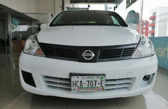 Nissan Tiida 2018 barato en Tlalnepantla