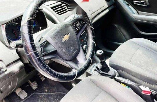 Chevrolet Trax 2015 5p LS L4/1.8 Man