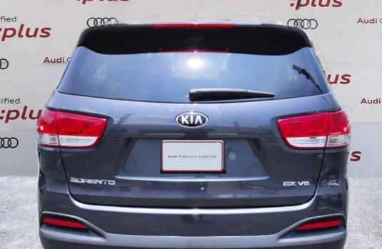 Kia Sorento 2018 5p EX, V6, TA, Piel, 7 pas., RA-1