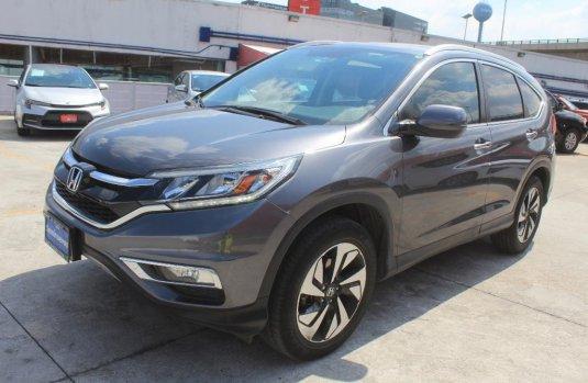 Auto Honda CR-V EXL 2015 de único dueño en buen estado