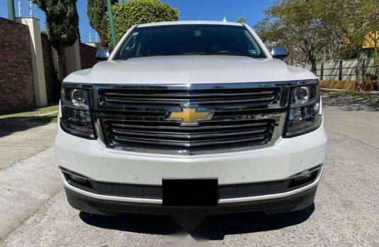 Chevrolet Suburban Premier at 4x4 factura original
