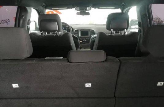 Jeep Grand Cherokee 2018 3.6 V6 Laredo 4x2 At