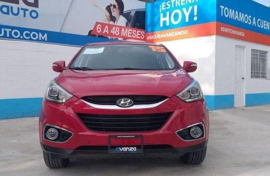 Hyundai Ix35 2015 2.0 Gls At