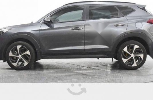 Hyundai Tucson 2017 2.0 Limited Tech At