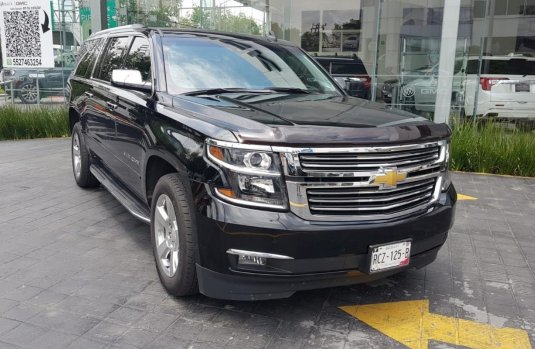 Chevrolet Suburban 2019 impecable en Tlalnepantla