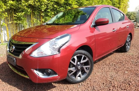 Nissan Versa 2016, Automático en venta con buenos precios SOMOS AGENCIA