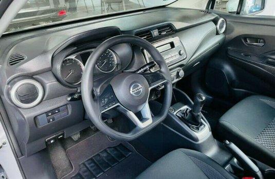 Nissan Versa Sense 2020 impecable en Villa Guerrero