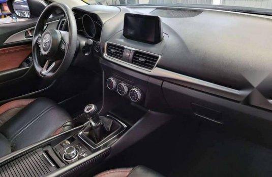 Mazda 3 iTouring Sedan 2018 Fac Agencia