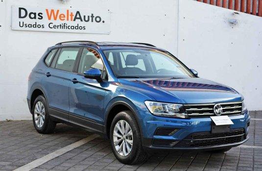 Se vende urgemente Volkswagen Tiguan Trendline Plus 2020 en Puebla