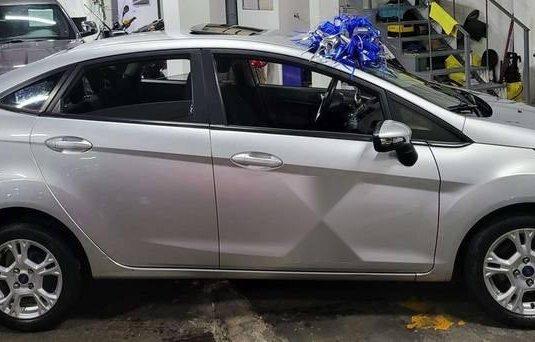 Ford Fiesta Sedan SE Plus 2016 Fac Agencia