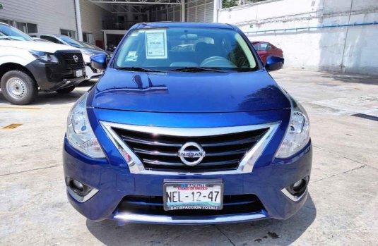 Pongo a la venta cuanto antes posible un Nissan Versa en excelente condicción